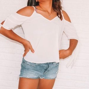 Light pink top from la hearts